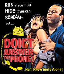 Don't Answer The Phone Blu-Ray/DVD
