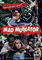 Ogroff: Mad Mutilator (Cover 1) DVD