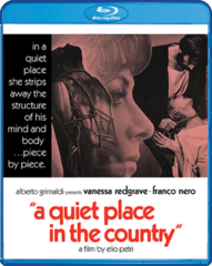 Quiet Place In The Country Blu-Ray