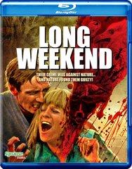 Long Weekend Blu-Ray