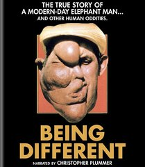 Being Different Blu-Ray