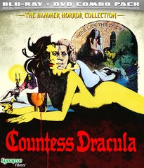 Countess Dracula Blu-Ray/DVD