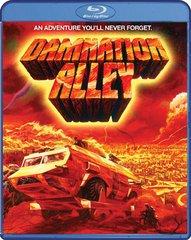 Damnation Alley Blu-Ray