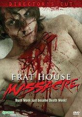Frat House Massacre DVD