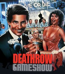 Deathrow Gameshow Blu-Ray/DVD