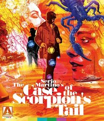 Case Of The Scorpion's Tail Blu-Ray