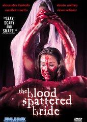 Blood Spattered Bride DVD