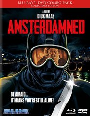 Amsterdamned (Collector's Edition) Blu-Ray/DVD