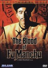 Blood Of Fu Manchu DVD