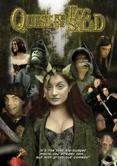 Quest For The Egg Salad DVD