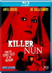 Killer Nun Blu-Ray