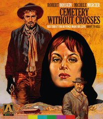Cemetery Without Crosses Blu-Ray/DVD