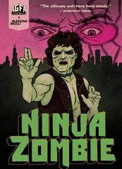 Ninja Zombie DVD