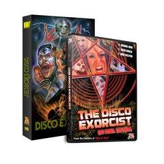 Disco Exorcist DVD/VHS Combo