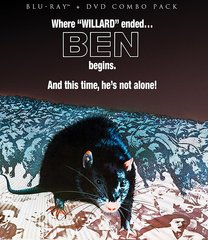 Ben Blu-Ray/DVD