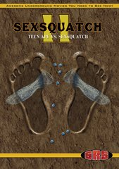 Sexsquatch 2: Teen Ape Vs Sexsquatch DVD