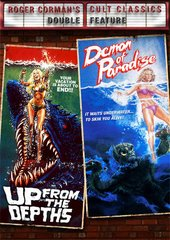 Up From The Depths / Demon Of Paradise DVD