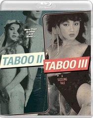 Taboo II / Taboo III Blu-Ray/DVD