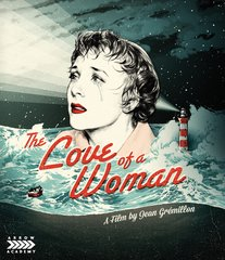 Love Of A Woman Blu-Ray/DVD