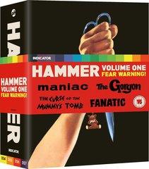 Hammer Volume One: Fear Warning Blu-Ray (Region Free)