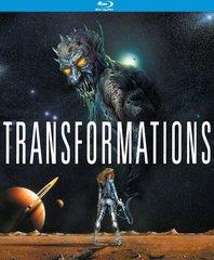 Transformations Blu-Ray