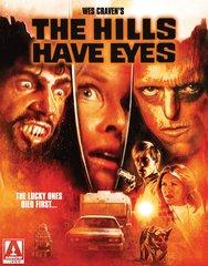 Hills Have Eyes Blu-Ray