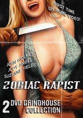Zodiac Rapist Grindhouse Double Feature DVD