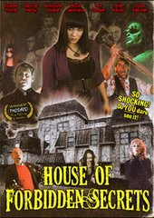 House Of Forbidden Secrets DVD