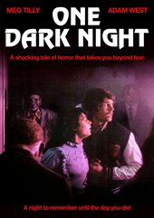 One Dark Night DVD
