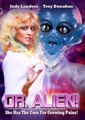 Dr Alien DVD