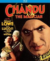 Chandu The Magician Blu-Ray