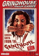 Grindhouse Trailer Classics Volume 1 DVD