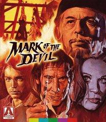Mark Of The Devil Blu-Ray/DVD