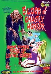 Blood Of Ghastly Horror DVD