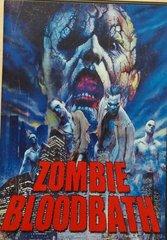 Zombie Bloodbath DVD