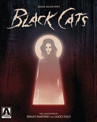 Black Cats Blu-Ray/DVD