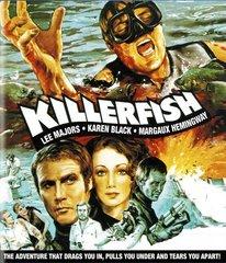 Killer Fish Blu-Ray