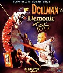 Dollman Vs Demonic Toys Blu-Ray