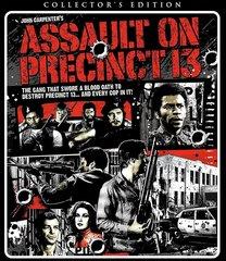 Assault On Precinct 13 (Collector's Edition) Blu-Ray