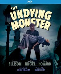 Undying Monster Blu-Ray