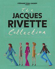 Jaques Rivette Collection (Limited Edition) Blu-Ray/DVD