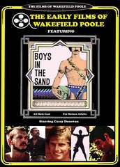 Wakefield Poole's Boys In The Sand DVD