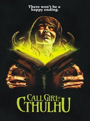 Call Girl Of Cthulhu Blu-Ray/DVD