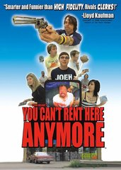 You Can't Rent Here Anymore DVD