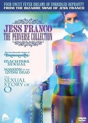 Jess Franco: The Perverse Collection DVD