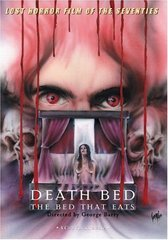 Death Bed: The Bed That Eats DVD