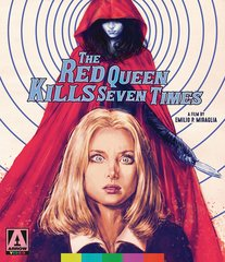 Red Queen Kills Seven Times Blu-Ray