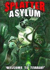 Splatter Asylum DVD