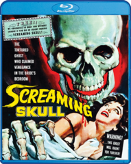 Screaming Skull Blu-Ray