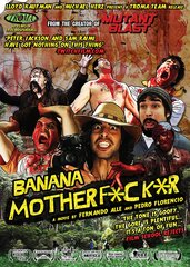 Banana Motherfucker DVD
